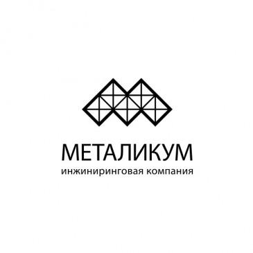 Логотип завода металлоконструкций «Металикум»