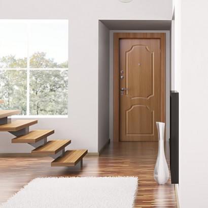 Корпоратиный сайт Пиллар с каталогом стальных дверей  «Алмаз»